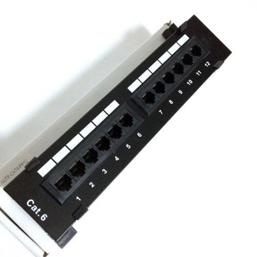 network-10-inch-mini-patch-panel-cat6-12port