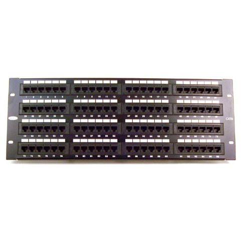 patch pannel cat 5e 96 ports